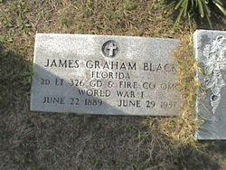 James Graham Black, Sr