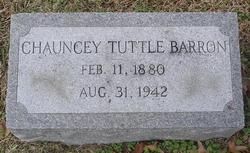Chauncey Tuttle Barron