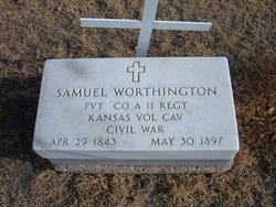 Samuel Worthington