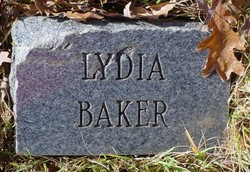Lydia <i>Rich</i> Baker