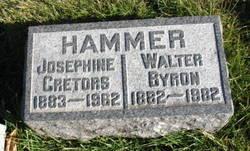 Walter Byron Hammer
