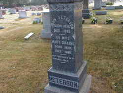 Mary <i>Collins</i> Peterson