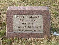 Elnora <i>Newman</i> Adams