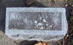 Dessa Kate <i>Emahiser</i> Ramer