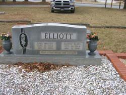 Alma Eloise <i>Ellis</i> Elliott