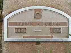 Hattie E. <i>Archer</i> Boruff