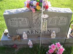 Julia J. <i>Vandeven</i> Arnzen