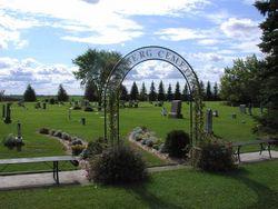 Skjeberg Cemetery (Teien Township)