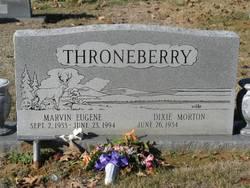 Marv Marvelous Throneberry