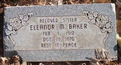 Eleanor Minetta Baker