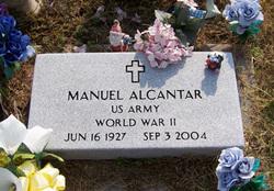 Manuel Alcantar