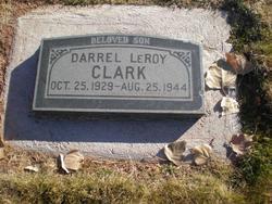 Darrel LeRoy Clark