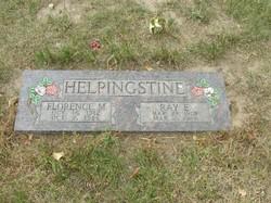 Florence M. <i>Roberts</i> Helpingstine