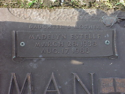 Madelyn Estelle Couchman