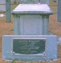 Oliver Wolcott, Sr
