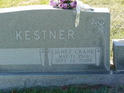 Janet <i>Crane</i> Kestner