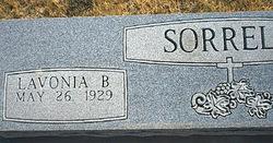 Lavonia B. Sorrell