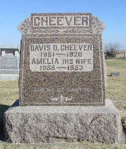Davis Dimock Cheever