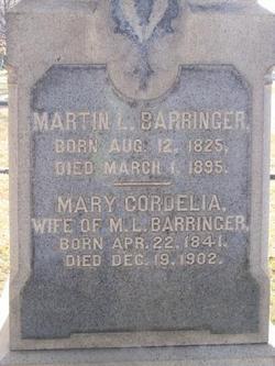 Martin Luther Barringer