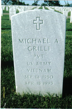 Michael A Grilli