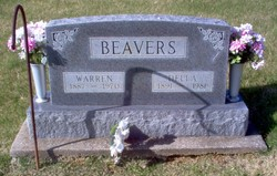 Martha Della <i>Winters</i> Beavers