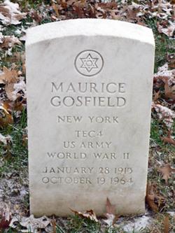 Maurice Lionel Gosfield