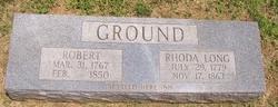 Rhoda Conway <i>Long</i> Ground