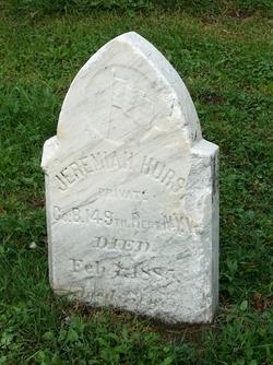 Pvt Jeremiah Hurst