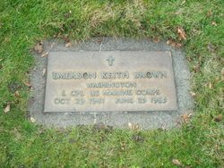 Emerson Keith Brown