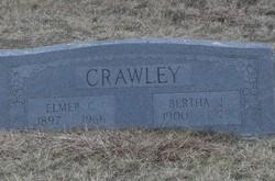 Bertha Jane <i>White</i> Crawley