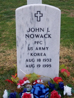 John Leo Nowack