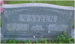 Effie Mae Warren