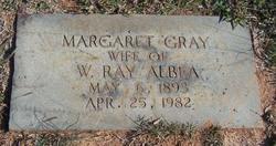 Margaret Gray Albea