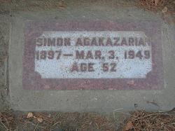 Simon Agakazarian