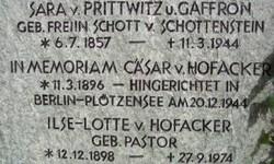 C�sar von Hofacker