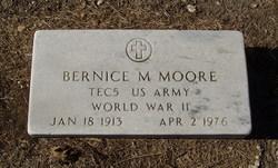Bernice M. Moore