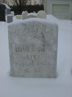 Elihu B Allen