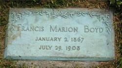 Francis Marion Boyd