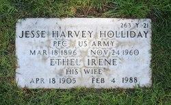 Ethel Irene Holliday