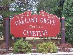 Oakland Grove Cemetery