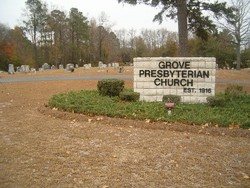 Grove Presbyterian Church Cemetery