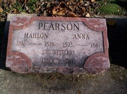 Mahlon Pearson
