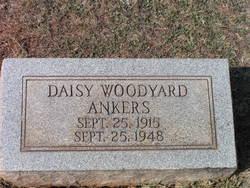 Daisy <i>Woodyard</i> Ankers