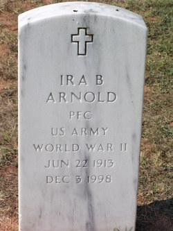 Ira B Arnold