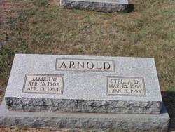 James W Arnold