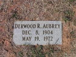 Derwood R Aubrey