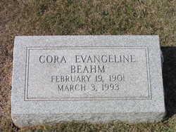 Cora Evangeline Beahm