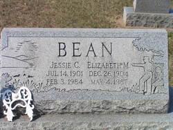 Jessie C Bean