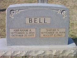 Sarah V Bell