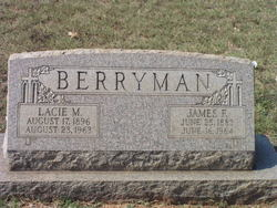 James F Berryman